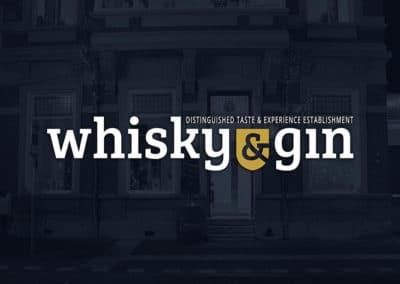 Whisky & Gin